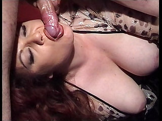 Jessica Rizzo in fishnet stockings anal banged