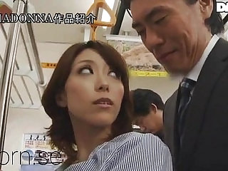 Serie Married Woman Molester Trains compilation
