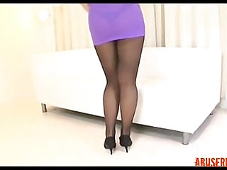 Asian Pantyhose Solo Stockings HD Porn hardcore sexvideo.wtf