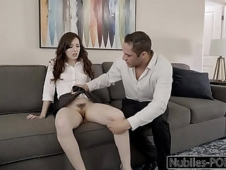 Nubiles Porn Daddy Knows I Like It Rough