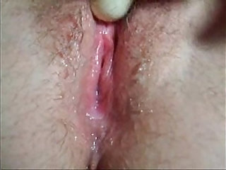 x porn wet pussy creamy masturbation close up, nice