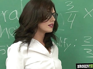 Class teacher gets load from students sexvideo.wtf