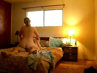 Amateur Cheating Lovers Real MILF Creampie