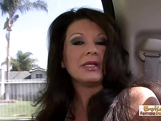 year old cougar cant get enough of big black cocks xv
