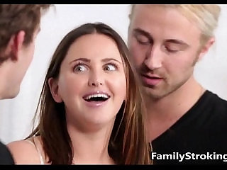 Teen Sister Gets Punish Fucked By Both Her Brothers sexvideo.wtf
