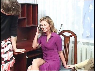 Mature Russian slut fucked