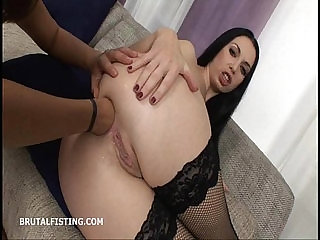 Isabella Clark and Victoria anal