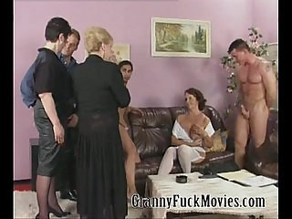 Mature fucking younger studs