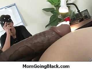 Monster black dong in my moms asian pussy 19