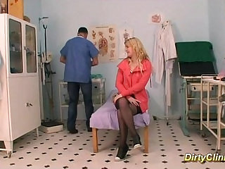 Doll in hospital big fucking
