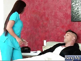 Sex Tape in group With naughty Horny Patient And Dirty Doctor movie