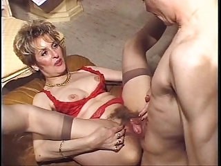 Mature hairy anal fuck