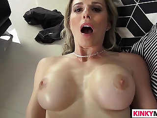 Stepmom Cory Chase Alluring Her Stepson