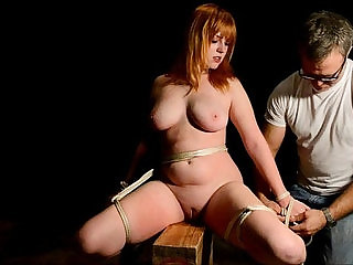 Annie Fransisco Training in Bondage Camera