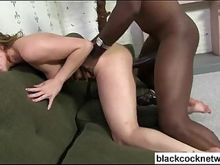 Black monster cock worship