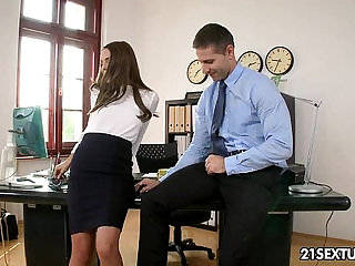 Office with Dominica Fox