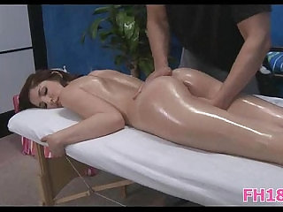 Sexy 18 year old gets fucked from hard