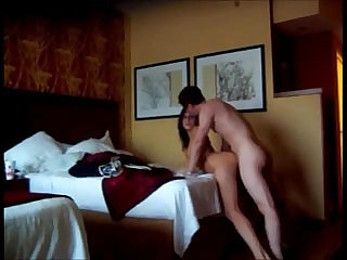 amateur young couple fuck in hotel