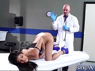 Hard Sex Tape With Doctor And Slut hot Patient veronica rodriguez clip