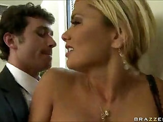 Shyla Stylez crazy FORCED to fuck at office after slapping spitting