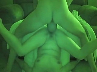 Silicone Injected Monster cock Fucking Screaming hottie