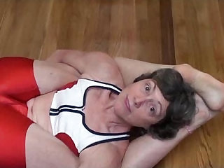 Incredible Mature Contortionist Compilation