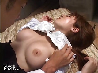 Uncensored Japanese Erotic Fetish Sex School Girl and The Guys Pt.
