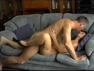 Father in law and daughter in law fuck in sofa sexvideo.wtf