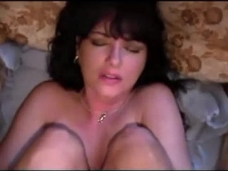 Amateur wife fuck and creampie