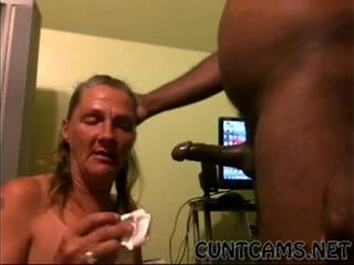 Toothless Granny Paying Rent With Her Throat More at sexvideo.wtf